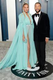 Chrissy Teigen – Vanity Fair Oscar Party 2020