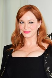 Christina Hendricks – Elton John AIDS Foundation Oscar 2020 Viewing Party