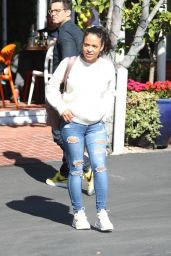 Christina Milian - Out in West Hollywood 02/11/2020