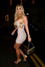 """Christine McGuinness - Joins """"Real Housewives Of Cheshire"""" Filming 02/21/2020"""