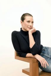 Christy Turlington - Photoshoot for LA Based J Brand Jeans Spring 2020
