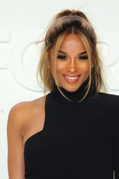 Ciara – Tom Ford Fashion Show in LA 02/07/2020