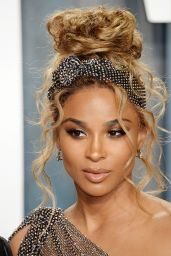 Ciara – Vanity Fair Oscar Party 2020