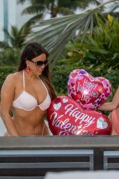 Claudia Romani and Cloe Greco Bikini Photoshoot 02/12/2020