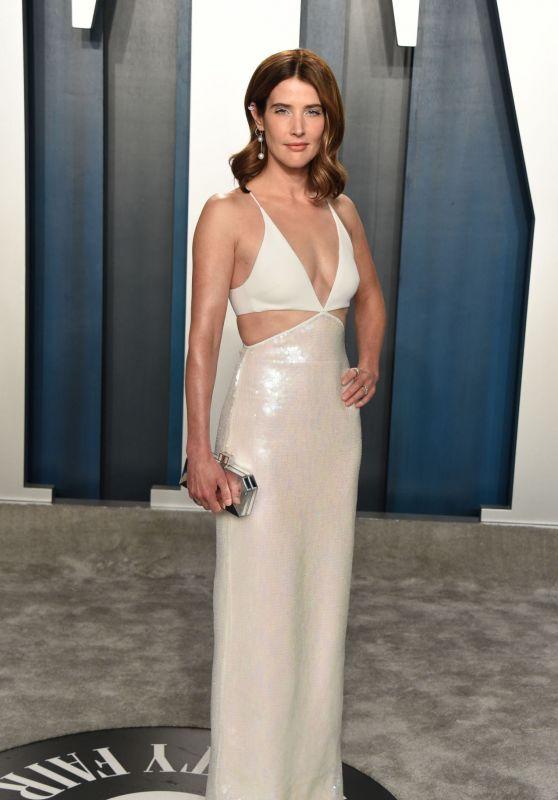 Cobie Smulders – Vanity Fair Oscar Party 2020