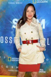 "Dania Ramirez – ""Cosmos: Possible Worlds"" Premiere in LA"