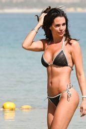 Danielle Lloyd in a Bikini - Dubai 02/26/2020