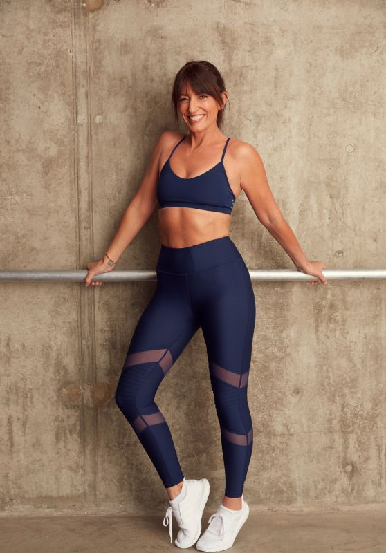 Davina McCall - Photoshoot January 2020