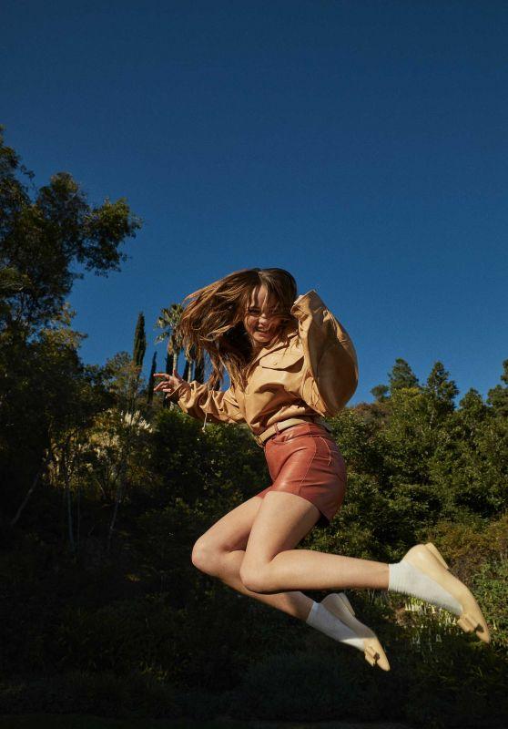 Debby Ryan - Ferragamo #VivaViva Campaign 2020
