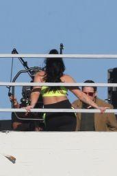 Demi Lovato - Photoshoot Set in LA 02/11/2020