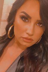 Demi Lovato - Social Media 02/03/2020