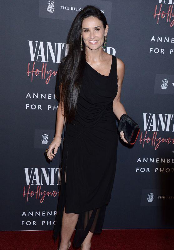 """Demi Moore – """"Vanity Fair: Hollywood Calling"""" Exhibition LA"""