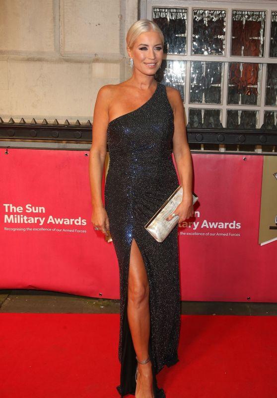 Denise Van Outen – The Sun Military Awards 2020
