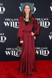 "Diana Carr – ""The Call Of The Wild"" Premiere in LA"