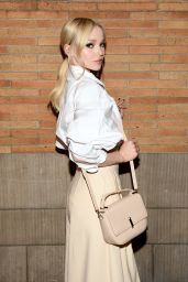 Dove Cameron - ADEAM Fashion Show in NY 02/10/2020