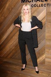 Dove Cameron – Michael Kors Fashion Show in NY 02/12/2020
