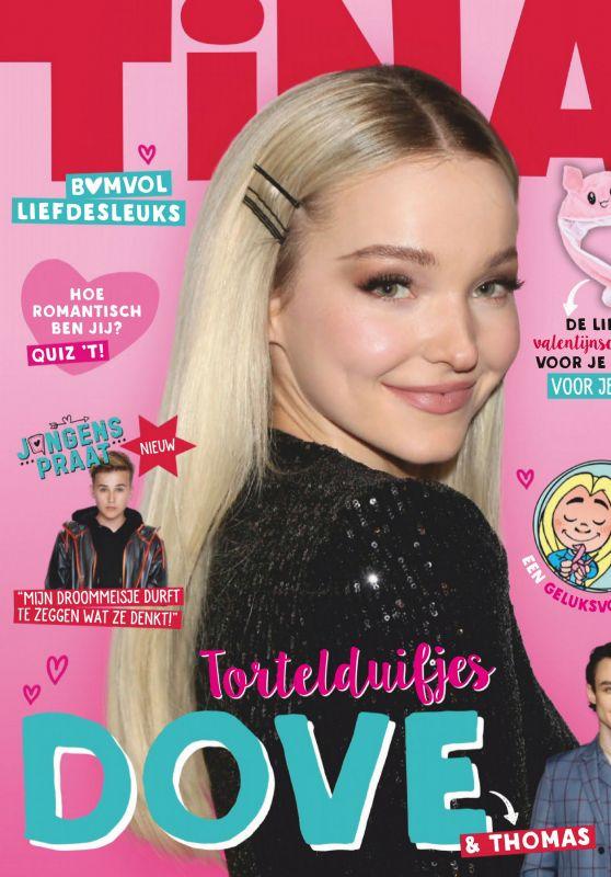 Dove Cameron - Tina Magazine Netherlands 02/06/2020 Cover