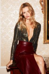 Edita Vilkeviciute - The Edit by Net-A-Porter February 2020
