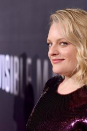 "Elisabeth Moss - ""The Invisible Man"" Premiere in Hollywood"