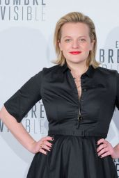"""Elisabeth Moss - """"The Invisible Man"""" Premiere in Madrid"""