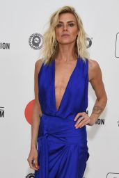 Eliza Coupe – Elton John AIDS Foundation Oscar 2020 Viewing Party