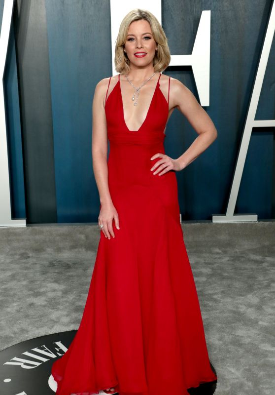 Elizabeth Banks – Vanity Fair Oscar Party 2020