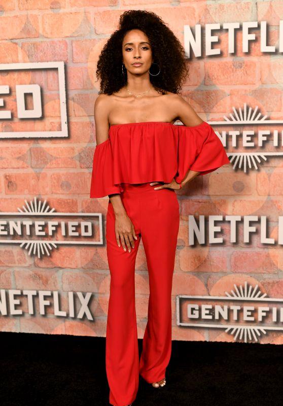 """Elizabeth Grullon – """"Gentefied"""" TV Show Premiere in LA"""