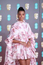 Ella Balinska – EE British Academy Film Awards 2020