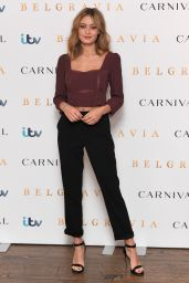 "Ella Purnell - ""Belgravia"" TV Show Photocall in London"