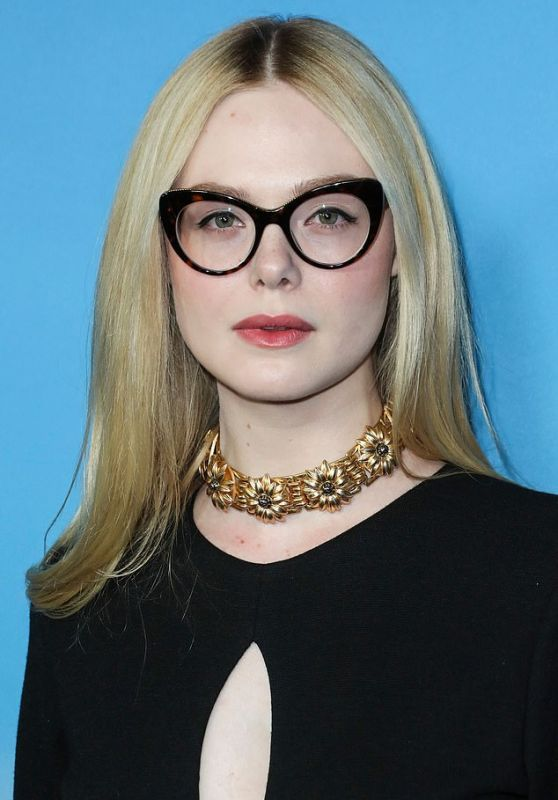 """Elle Fanning - """"All The Bright Places"""" Special Screening in Hollywood"""