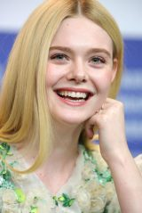 "Elle Fanning – ""The Roads Not Taken"" Photo Call at Berlinale 2020"