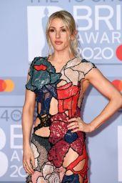 Ellie Goulding – BRIT Awards 2020