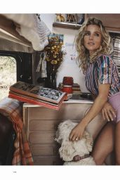 Elsa Pataky - Vogue Australia February 2020 Issue