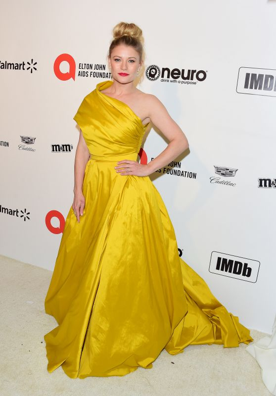Emilie de Ravin – Elton John AIDS Foundation Oscar 2020 Viewing Party