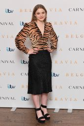 "Emily Reid – ""Belgravia"" TV Show Photocall in London"