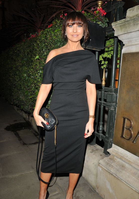 Emma Barton – The Radio Times Covers Party in London 02/11/2020