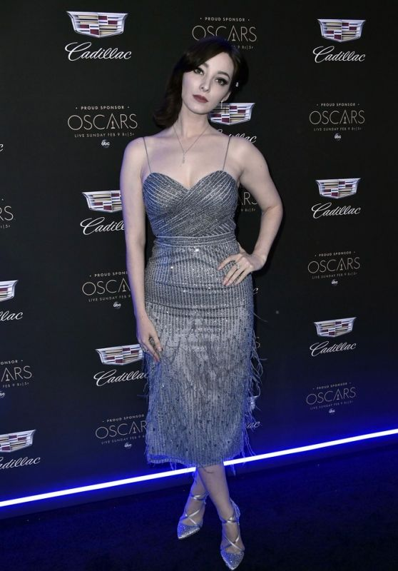 Emma Dumont – Cadillac Celebrates the 92nd Annual Academy Awards