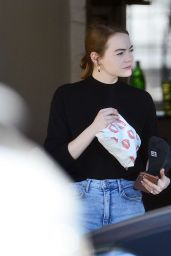 Emma Stone - Out in West Hollywood 02/18/2020