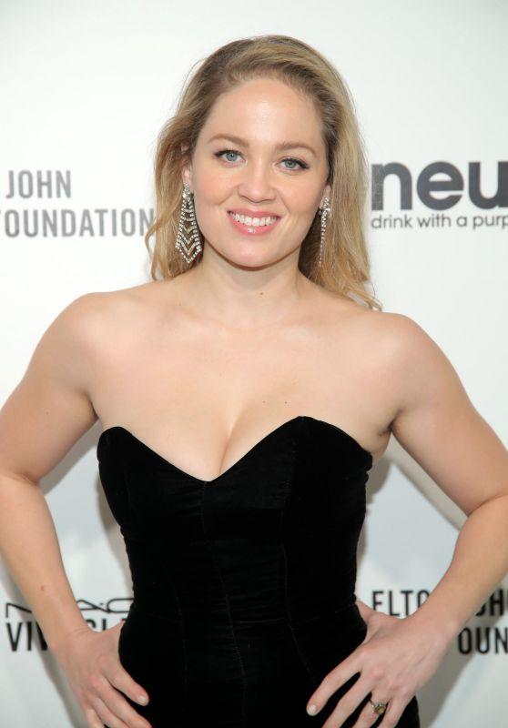 Erika Christensen – Elton John AIDS Foundation Oscar 2020 Viewing Party