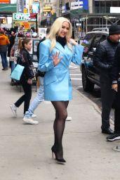 Erika Jayne - Outside GMA in NYC 02/20/2020