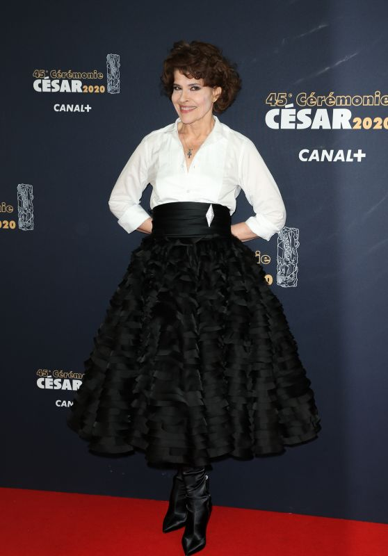 Fanny Ardant – Cesar Film Awards 2020