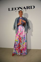 Flora Coquerel – Leonard Show at Paris Fashion Week 02/27/2020