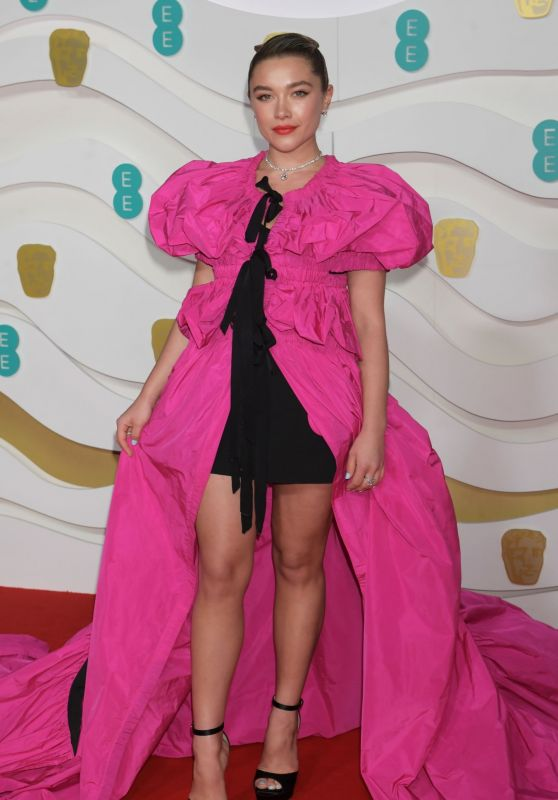 Florence Pugh – EE British Academy Film Awards 2020