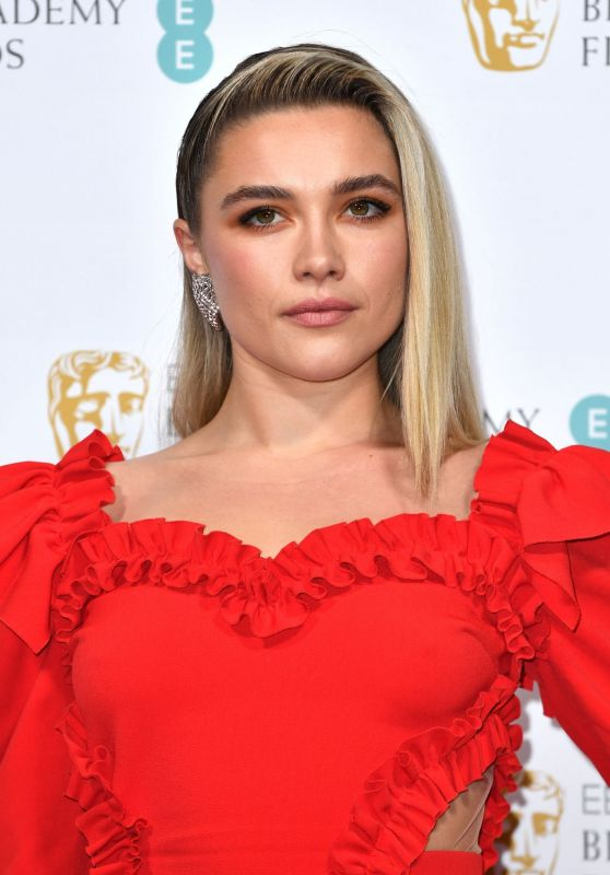 Florence Pugh - EE British Academy Film Awards 2020 Nominees