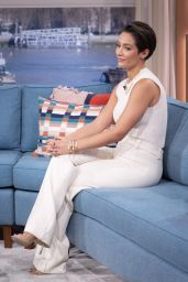 "Frankie Bridge - ""This Morning"" TV Show in London 02/06/2020"