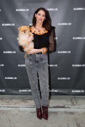 Frederique Bel - Alianna Liu Fashion Show in Paris 02/27/2020