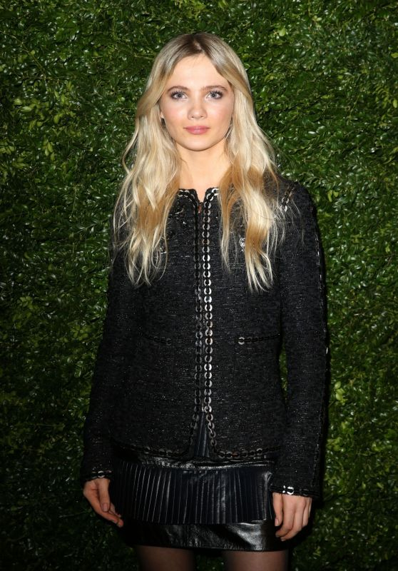 Freya Allan - Charles Finch and Chanel Pre-BAFTA Party 02/01/2020