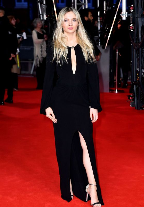 Freya Allan – EE British Academy Film Awards 2020 (more photos)