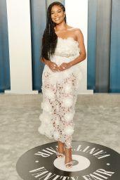 Gabrielle Union – Vanity Fair Oscar Party 2020