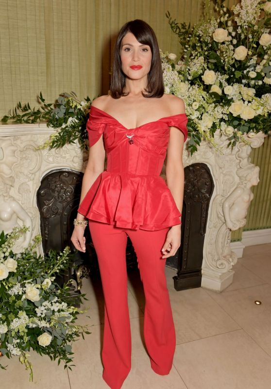 Gemma Arterton - BAFTA Vogue x Tiffany Fashion and Film Afterparty in London 02/2/2020
